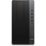 HP EliteDesk 705 G4 DDR4-SDRAM 2600 Micro Tower AMD Ryzen 5 PRO 16 GB 256 GB SSD Windows 10 Pro Workstation Black