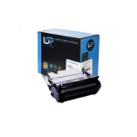 Click, Save & Print Remanufactured Lexmark 12A7365 Black Toner Cartridge