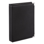Hama New York City Leatherette Black photo album