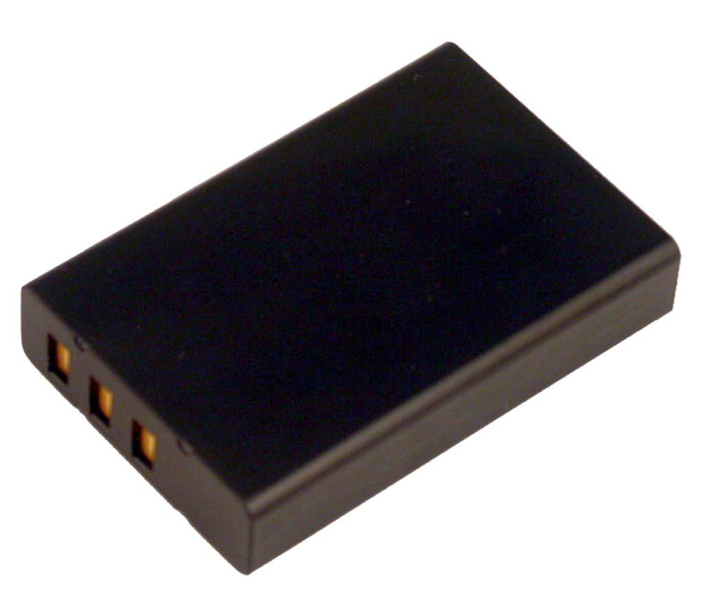 2-Power Digital Camera Battery 3.7V 1950mAh