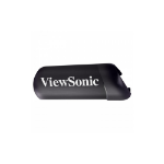 Viewsonic PJ-CM-001 cable organizer Cable holder Black 1 pc(s)