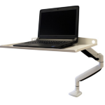 Newstar KEYB-V550LAPTOP White notebook arm/stand