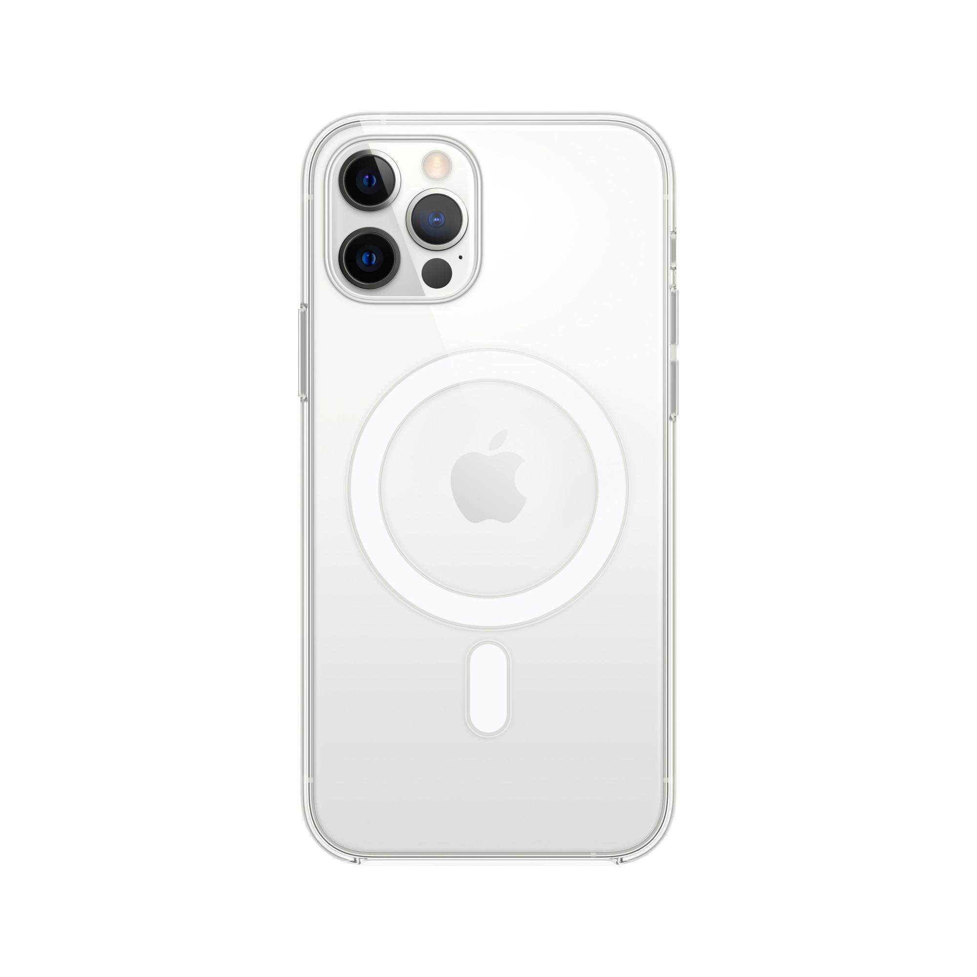 "Apple MHLM3ZM/A funda para teléfono móvil 15,5 cm (6.1"") Transparente"