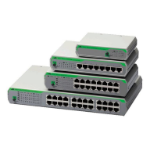 Allied Telesis AT-FS710/8-50 Unmanaged Fast Ethernet (10/100) Grey