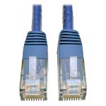 Tripp Lite CAT6, M/M, 10FT 3.048m Cat6 U/UTP (UTP) Blue networking cable