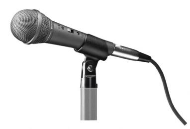 Bosch LBC2900/15 Stage/performance microphone Wired Grey