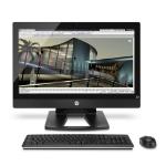 """HP Z1 3.3GHz E3-1245 27"""" 2560 x 1440pixels Black"""