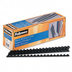 Fellowes A4, 19mm, 100pk