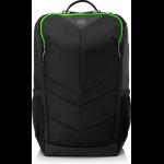 HP Pavilion Gaming 400 backpack Black/Green