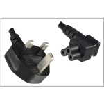 Microconnect PE090850A power cable Black