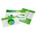 GBC Document Laminating Pouches A4 2x175 Micron Gloss (100)