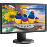 "Viewsonic LED LCD VG2428WM-LED 23.6"" Full HD TN+Film Black computer monitor"