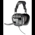 Plantronics GameCom 388 Binaural Head-band Black headset