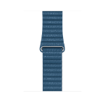 Apple MTHA2ZM/A Band Blue Leather