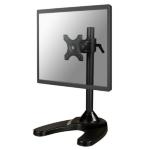 "Newstar Tilt/Turn/Rotate Desk Stand for 10-30"" Monitor Screen, Height Adjustable - Black"