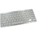Cables Direct NLMS-KB001 mobile device keyboard Grey,White Bluetooth