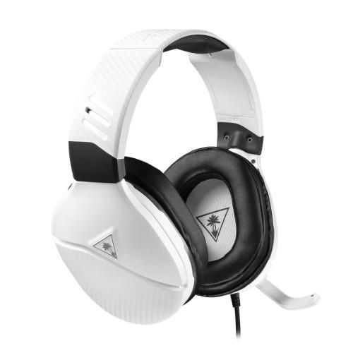 Turtle Beach Recon 200 mobile headset Binaural Head-band White Wired