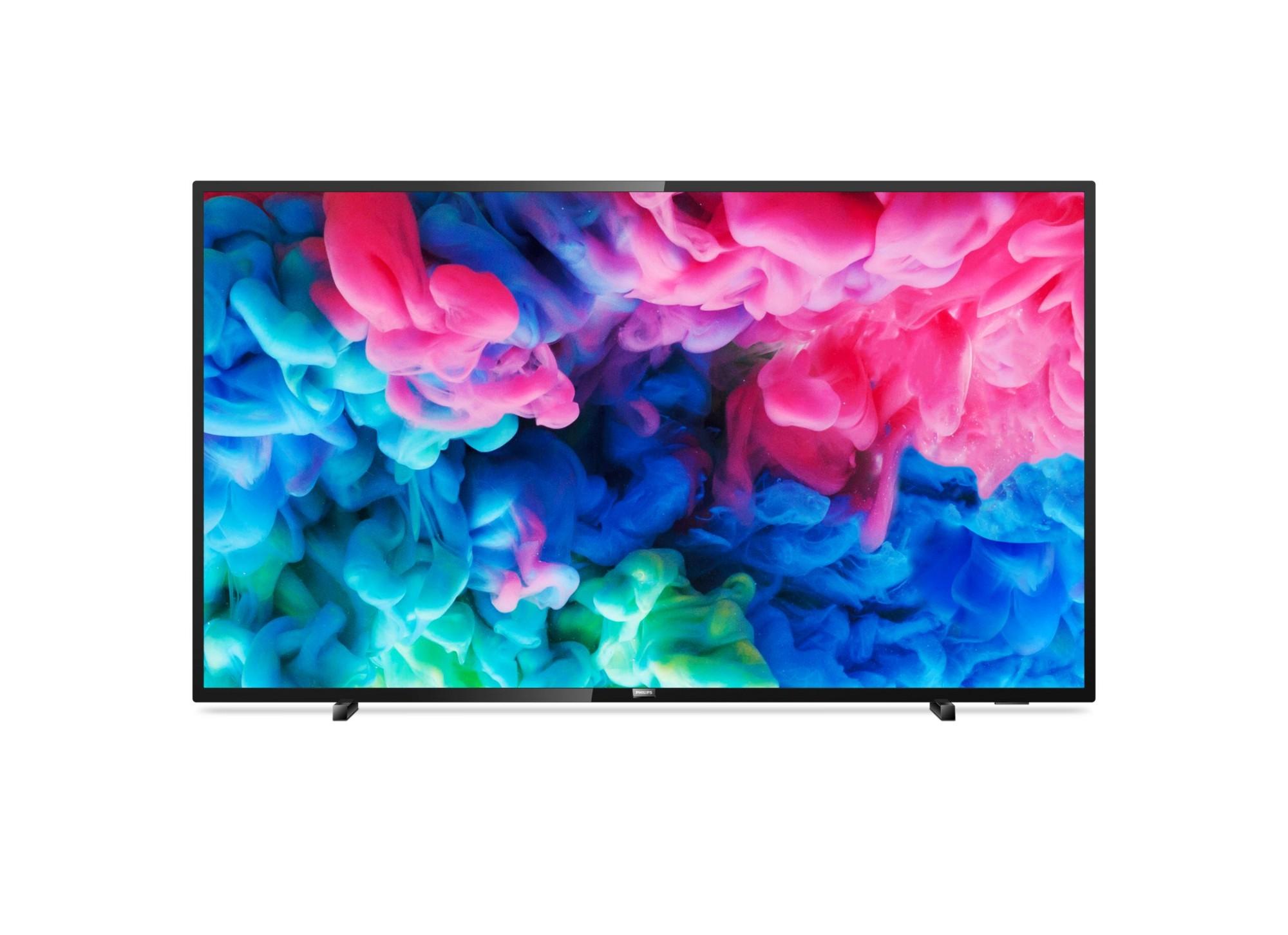 "Philips 6500 series 50PUS6503/12 Refurb Grade A+ LED TV 127 cm (50"") 4K Ultra HD Smart TV Wi-Fi Black"