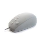 Accuratus MOUNA-SIL-CWH USB Optical 800DPI Ambidextrous White mice