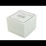 Deflecto Value Deflecto Cubic Note Block Refill White
