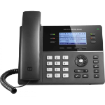 Grandstream Networks GXP1760W telephone DECT telephone Black Caller ID
