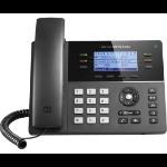 Grandstream Networks GXP1760W telephone DECT telephone Black Caller ID