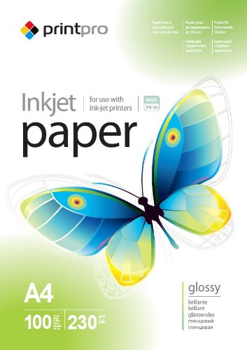 COLORWAY PGE230100A4 photo paper Gloss A4