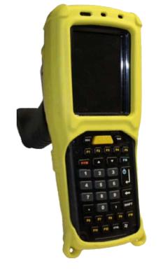 Zebra ST6080 accesorio para dispositivo de mano Amarillo