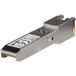 StarTech.com Cisco Compatible SFP+ Transceiver Module - 10GBASE-T