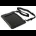 Zebra SG-ET5X-HNDSTP-01 correa Tableta Negro