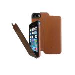 Jivo Technology Flip Folio for iPhone 5/5s Tan