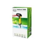 Adesso NuScan 2400U Handheld bar code reader 1D CCD Black, Yellow