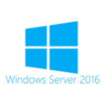 Hewlett Packard Enterprise Microsoft Windows Server 2016 Standard Edition ROK 16 Core -EN