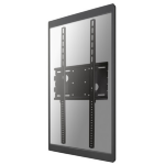 "Newstar PLASMA-WP100 85"" Black flat panel wall mount"