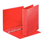 Esselte Standard 4-Ring Binders ring binder Red