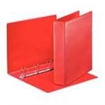 Esselte Standard 4-Ring Binders Red ring binder