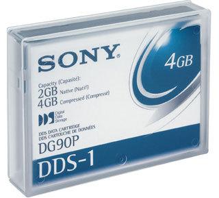 Data Cartridge Dds1 4mm 2GB