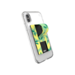 Speck Grabtab Fun With Food Passive holder Mobile phone/Smartphone Green, Yellow