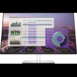 "HP EliteDisplay E324q 80 cm (31.5"") 2560 x 1440 pixels Quad HD Silver"