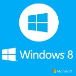 Microsoft Windows 8 64-bit, Eng, Intl, 1pk, DSP OEI DVD