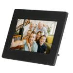 "Denver PFF-710BLACK digital photo frame 17.8 cm (7"") Touchscreen Wi-Fi Black"