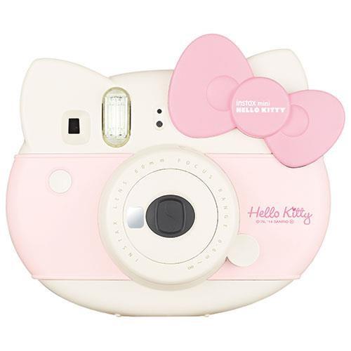 Fujifilm instax mini Hello Kitty 62 x 46mm Pink,White instant print camera