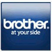 Brother PR3458R6P sello 34 x 58 mm Rojo