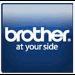 Brother PR3458R6P sello 34 x 58 mm Rojo