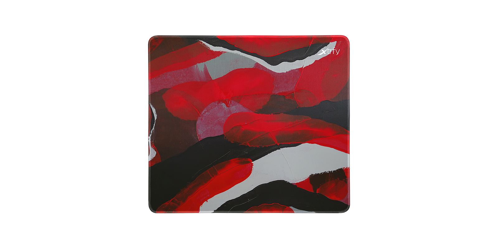 Xtrfy GP4 Gaming mouse pad Black, Grey, Red