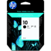 HP Cartucho de tinta original 10 negro