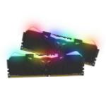 Patriot Memory Viper RGB PVR416G360C7K memory module 16 GB 2 x 8 GB DDR4 3600 MHz