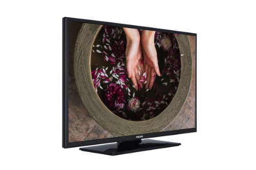 "Philips 49HFL2869T/12 hospitality TV 124.5 cm (49"") Full HD 330 cd/m² Black 8 W A++"
