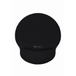 V7 MP03BLK mouse pad Black
