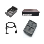 Zebra SAC-MC32-400INT-01 handheld device accessory Battery charger set Black